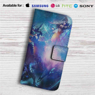 The AD Carries Vayne Draven Ashe League of Legends Custom Leather Wallet iPhone 4/4S 5S/C 6/6S Plus 7| Samsung Galaxy S4 S5 S6 S7 Note 3 4 5| LG G2 G3 G4| Motorola Moto X X2 Nexus 6| Sony Z3 Z4 Mini| HTC ONE X M7 M8 M9 Case