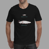 Axolotl Custom Men Woman T Shirt