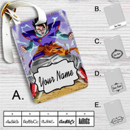 Mystic Gohan Dragon Ball Z Custom Leather Luggage Tag