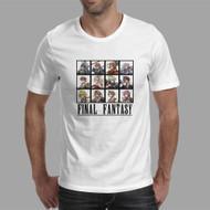Final Fantasy Characters Custom Men Woman T Shirt