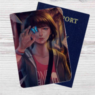 Life is Strange Custom Leather Passport Wallet Case Cover