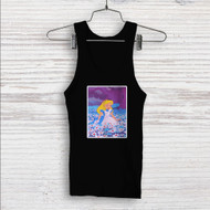 Alice in Wonderland With Flowers Custom Men Woman Tank Top T Shirt Shirt