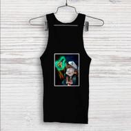 Gravity Falls Bill Cipher and Bipper Custom Men Woman Tank Top T Shirt Shirt