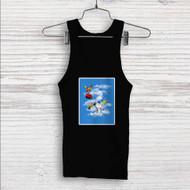 Snoopy The Peanuts Up Custom Men Woman Tank Top T Shirt Shirt