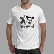 Mickey and Minnie Mouse Disney Love Tshirt Men and Women