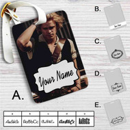 Cody simpson Custom Leather Luggage Tag