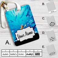 Disney Finding Nemo Custom Leather Luggage Tag