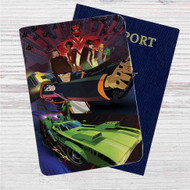 Motorcity Custom Leather Passport Wallet Case Cover