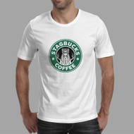 Thranduil The Lord of The Rings Starbucks Coffee Custom Men Woman T Shirt