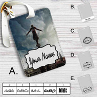 Assassin's Creed Custom Leather Luggage Tag
