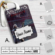 Assassin's Creed Identity Custom Leather Luggage Tag