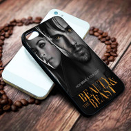 Beauty and the Beast - The Beast of Wall Street Iphone 4 4s 5 5s 5c 6 6plus 7 case / cases