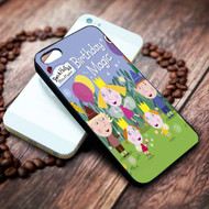 Ben & Holly's Little Kingdom on your case iphone 4 4s 5 5s 5c 6 6plus 7 case / cases