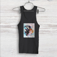 Kirito and Asuna Sword Art Online Custom Men Woman Tank Top T Shirt Shirt