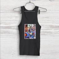 Mega Man X Custom Men Woman Tank Top T Shirt Shirt