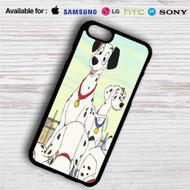101 Dalmatians Disney on your case iphone 4 4s 5 5s 5c 6 6plus 7 Samsung Galaxy s3 s4 s5 s6 s7 HTC Case