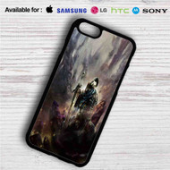 Artorias of The Abyss Dark Souls Iphone 4 4s 5 5s 5c 6 6plus 7 Samsung Galaxy s3 s4 s5 s6 s7 HTC Case
