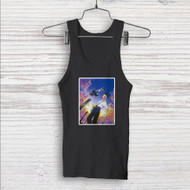 Shinji Ikari Evangelion Custom Men Woman Tank Top T Shirt Shirt