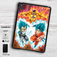 "Goku Vegeta Freeza Dragon Ball Super iPad 2 3 4 iPad Mini 1 2 3 4 iPad Air 1 2 | Samsung Galaxy Tab 10.1"" Tab 2 7"" Tab 3 7"" Tab 3 8"" Tab 4 7"" Case"