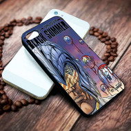 BLACK SUMMER comic avatar press on your case iphone 4 4s 5 5s 5c 6 6plus 7 case / cases