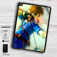 "Link The Legend of Zelda Wii iPad 2 3 4 iPad Mini 1 2 3 4 iPad Air 1 2 | Samsung Galaxy Tab 10.1"" Tab 2 7"" Tab 3 7"" Tab 3 8"" Tab 4 7"" Case"