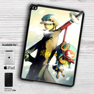 "One Piece Trafalgar D Water Law iPad 2 3 4 iPad Mini 1 2 3 4 iPad Air 1 2 | Samsung Galaxy Tab 10.1"" Tab 2 7"" Tab 3 7"" Tab 3 8"" Tab 4 7"" Case"