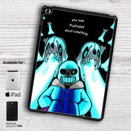 "Sans Undertale iPad 2 3 4 iPad Mini 1 2 3 4 iPad Air 1 2 | Samsung Galaxy Tab 10.1"" Tab 2 7"" Tab 3 7"" Tab 3 8"" Tab 4 7"" Case"