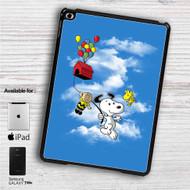 "Snoopy The Peanuts Up iPad 2 3 4 iPad Mini 1 2 3 4 iPad Air 1 2 | Samsung Galaxy Tab 10.1"" Tab 2 7"" Tab 3 7"" Tab 3 8"" Tab 4 7"" Case"