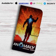 Anomaly Warzone Earth Custom Leather Wallet iPhone 4/4S 5S/C 6/6S Plus 7| Samsung Galaxy S4 S5 S6 S7 Note 3 4 5| LG G2 G3 G4| Motorola Moto X X2 Nexus 6| Sony Z3 Z4 Mini| HTC ONE X M7 M8 M9 Case
