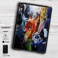 "Zootopia With Phone iPad 2 3 4 iPad Mini 1 2 3 4 iPad Air 1 2 | Samsung Galaxy Tab 10.1"" Tab 2 7"" Tab 3 7"" Tab 3 8"" Tab 4 7"" Case"