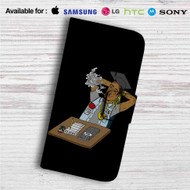 Fetty Wap Wake Up Custom Leather Wallet iPhone 4/4S 5S/C 6/6S Plus 7| Samsung Galaxy S4 S5 S6 S7 Note 3 4 5| LG G2 G3 G4| Motorola Moto X X2 Nexus 6| Sony Z3 Z4 Mini| HTC ONE X M7 M8 M9 Case