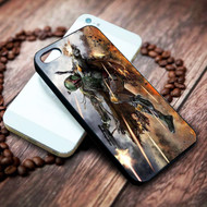 boba fett starwars on your case iphone 4 4s 5 5s 5c 6 6plus 7 case / cases