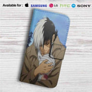 Young Black Jack Custom Leather Wallet iPhone 4/4S 5S/C 6/6S Plus 7| Samsung Galaxy S4 S5 S6 S7 Note 3 4 5| LG G2 G3 G4| Motorola Moto X X2 Nexus 6| Sony Z3 Z4 Mini| HTC ONE X M7 M8 M9 Case