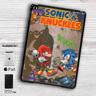 "Sonic & Knuckles iPad 2 3 4 iPad Mini 1 2 3 4 iPad Air 1 2 | Samsung Galaxy Tab 10.1"" Tab 2 7"" Tab 3 7"" Tab 3 8"" Tab 4 7"" Case"