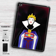 "The Evil Queen Disney Snow White iPad 2 3 4 iPad Mini 1 2 3 4 iPad Air 1 2 | Samsung Galaxy Tab 10.1"" Tab 2 7"" Tab 3 7"" Tab 3 8"" Tab 4 7"" Case"