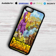 Crashlands Game iPhone 4/4S 5 S/C/SE 6/6S Plus 7  Samsung Galaxy S4 S5 S6 S7 NOTE 3 4 5  LG G2 G3 G4  MOTOROLA MOTO X X2 NEXUS 6  SONY Z3 Z4 MINI  HTC ONE X M7 M8 M9 M8 MINI CASE
