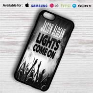 Jason Aldean Lights Come On iPhone 4/4S 5 S/C/SE 6/6S Plus 7| Samsung Galaxy S4 S5 S6 S7 NOTE 3 4 5| LG G2 G3 G4| MOTOROLA MOTO X X2 NEXUS 6| SONY Z3 Z4 MINI| HTC ONE X M7 M8 M9 M8 MINI CASE