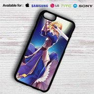 King Arthur Fate Stay Night iPhone 4/4S 5 S/C/SE 6/6S Plus 7| Samsung Galaxy S4 S5 S6 S7 NOTE 3 4 5| LG G2 G3 G4| MOTOROLA MOTO X X2 NEXUS 6| SONY Z3 Z4 MINI| HTC ONE X M7 M8 M9 M8 MINI CASE