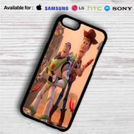 Toy Story Woody and Buzz Disney iPhone 4/4S 5 S/C/SE 6/6S Plus 7| Samsung Galaxy S4 S5 S6 S7 NOTE 3 4 5| LG G2 G3 G4| MOTOROLA MOTO X X2 NEXUS 6| SONY Z3 Z4 MINI| HTC ONE X M7 M8 M9 M8 MINI CASE