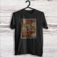 Alice Through the Looking Glass A Matter of Time Custom T Shirt Tank Top Men and Woman