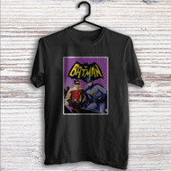 Batman and Robin Custom T Shirt Tank Top Men and Woman