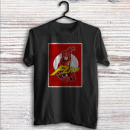 The Flash Comic Custom T Shirt Tank Top Men and Woman