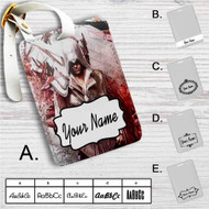 Assassin's Creed Unity Custom Leather Luggage Tag