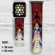 Fate Zero Custom Apple Watch Band Leather Strap Wrist Band Replacement 38mm 42mm
