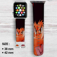 Gon Freecss Hunter x Hunter Custom Apple Watch Band Leather Strap Wrist Band Replacement 38mm 42mm