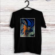 Batman The Animated Series Custom T Shirt Tank Top Men and Woman