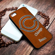 Chicago Bears  3 on your case iphone 4 4s 5 5s 5c 6 6plus 7 case / cases