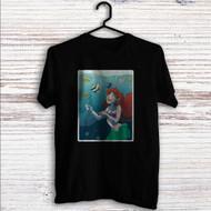 Finding Dory Ariel The Little Mermaid Custom T Shirt Tank Top Men and Woman