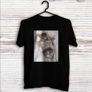 Mikasa Ackerman Attack on Titan Custom T Shirt Tank Top Men and Woman