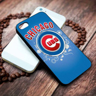 Chicago Cubs  3 on your case iphone 4 4s 5 5s 5c 6 6plus 7 case / cases